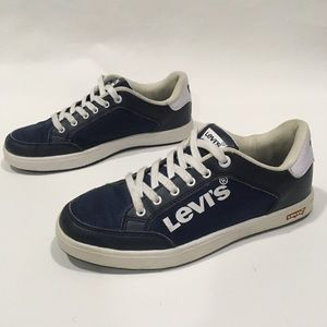 Levi's Casual Sneakers Kids US 4 Unisex Women's AU 7